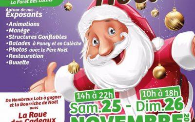 OTPE sponsorise le Marché de Noël de Guenrouët